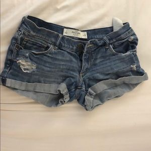 GREAT CONDITION Abercrombie and Fitch shorts